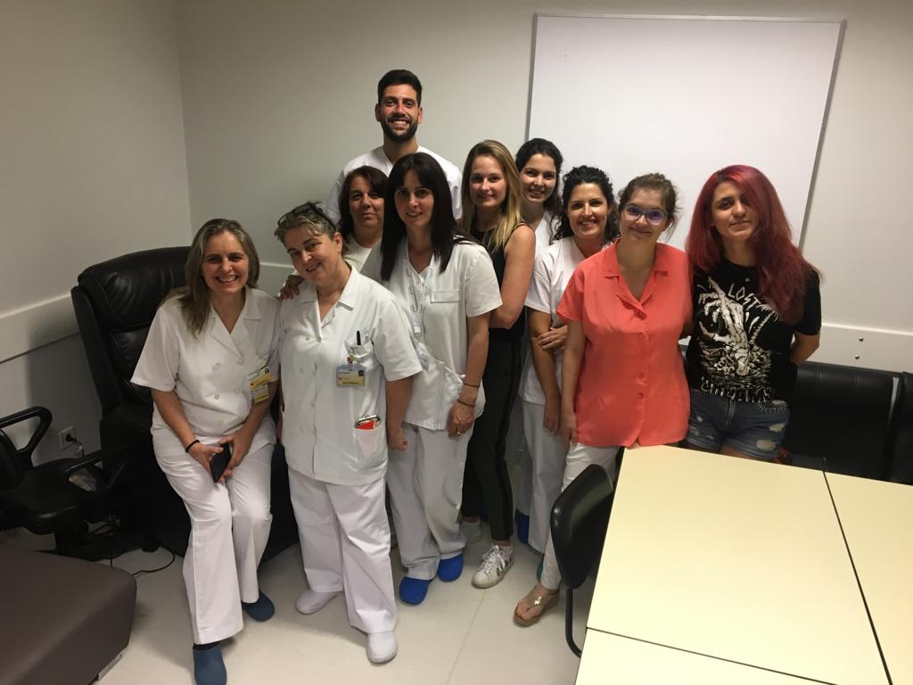 Centrum Medyczne w Leiria